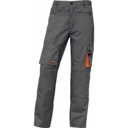 Pantalon 7 poches Gris