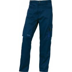 Pantalon 7 poches Bleu