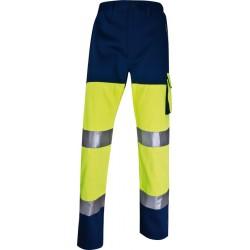 Pantalon 5 poches Jaune