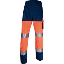Pantalon 5 poche Orange