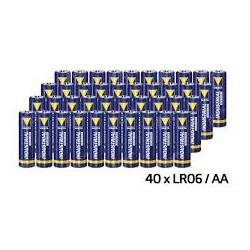 Piles LR06 Industrielles X40