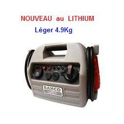 BOOSTER au Lithium 12V