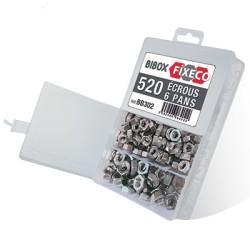 Bibox 520 Ecrous H.U 6 pans