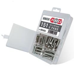 Bibox 151 Vis T.H Métrique