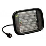 Projecteur à LEDs sur batteries