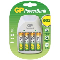 Chargeur GP POWERBanq